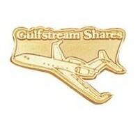 "¾"" Die Struck & Highly Polished Lapel Pin"