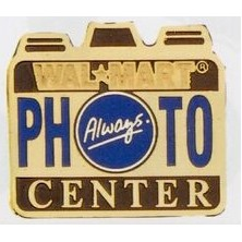 "5/8"" Photo Etched Brass Lapel Pin"