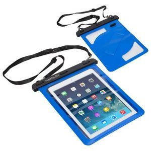 Waterproof Tablet Carrier with 3.5mm Audio Jack