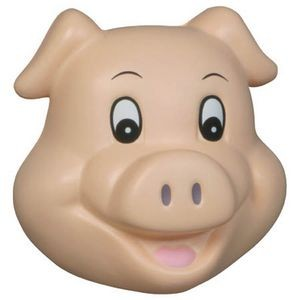 Pig Stress Reliever Funny Face