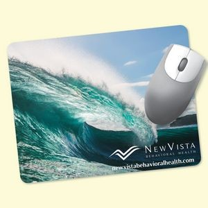 "Peel&Place® 7""x9""x.015"" Ultra Thin, Hard Surface Mouse Pad"