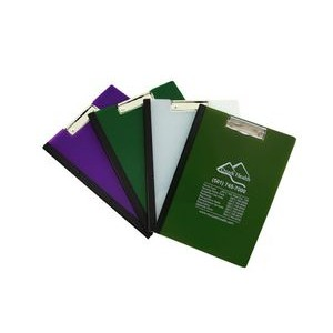Letter Size 3 Way Flap Clipboard Folder