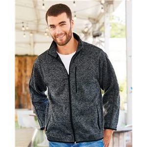 Burnside Sweater Knit Jacket