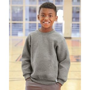 Russell Athletic® Youth Dri Power® Crew Neck Sweatshirt