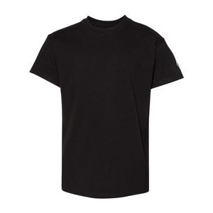 Champion Youth Short Sleeve Tagless T-Shirt