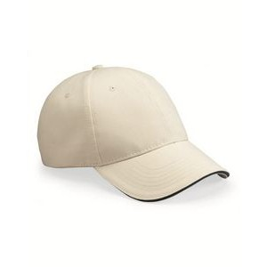 Bayside™ USA Made Brushed Structured Twill Cap
