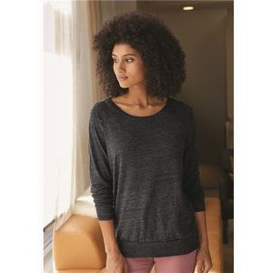 Alternative® Ladies' Eco-Jersey™ Slouchy Pullover Sweatshirt