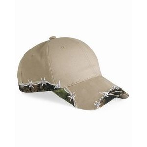 Outdoor Cap® Barbed Wire Camo Cap