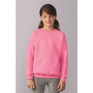 Gildan® Heavy Blend™ Youth Crew Neck Sweatshirt