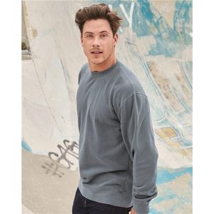 Independent Trading Co. Pigment Dyed Crewneck Sweatshirt