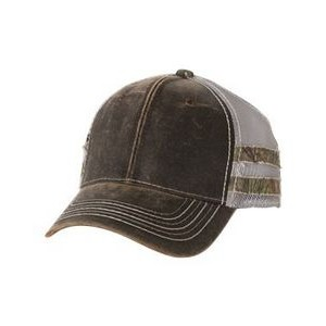 Outdoor Cap® Frayed Camo Stripes Cap