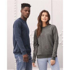 Bella+Canvas® Unisex Sponge Fleece Crew Neck Sweatshirt