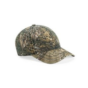 Outdoor Cap® Camouflage Cap w/ Flag Undervisor