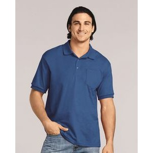 Gildan® DryBlend® Jersey Sport Shirt with Pocket