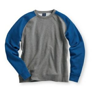 Independent Trading Co. Fitted Raglan Crew Neck Sweatshirt