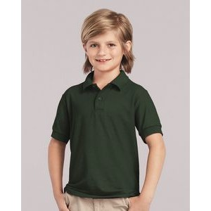 Gildan® DryBlend® Youth Double Pique Sport Shirt