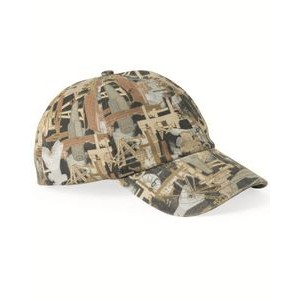 Kati Structured Oilfield Camouflage Cap