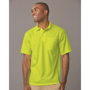 Jerzees® SpotShield™ 50/50 Sport Shirt w/ Pocket