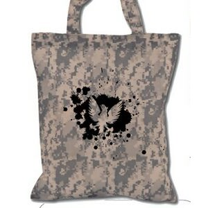 Q-Tees Digital Tote Bag