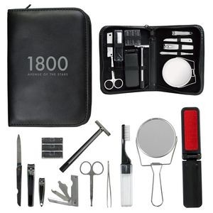 Deluxe Grooming Travel Kit