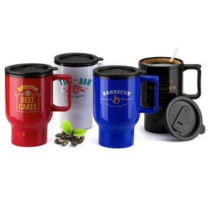 16 Oz. Double Wall Travel Mug