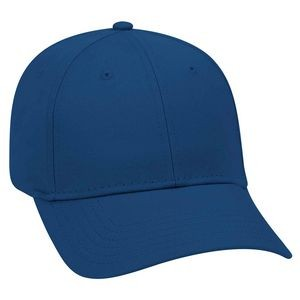 OTTO 6 Panel Low Profile Cotton Twill Baseball Cap