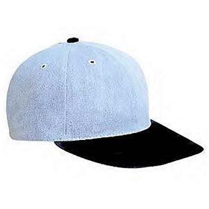 OTTO Brushed Denim 6 Panel Low Profile Baseball Cap