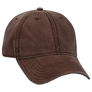 OTTO Superior Faded Washed Cotton Twill Low Profile Baseball Cap