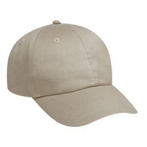 OTTO Cotton Twill 6 Panel Low Profile Baseball Cap