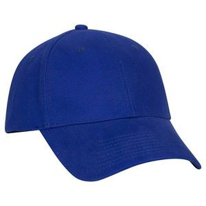 OTTO FLEX Brushed Stretchable Cotton Twill 6 Panel Low Profile Baseball Cap