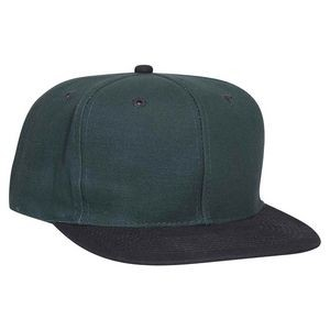 OTTO Garment Washed Superior Cotton Canvas 6 Panel Pro Style Baseball Cap