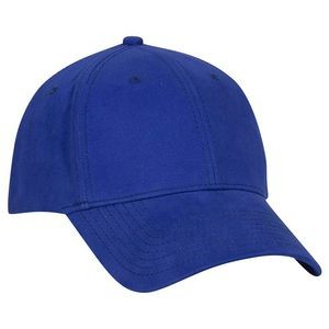 OTTO FLEX Stretchable Brushed Cotton Twill Low Profile Baseball Cap