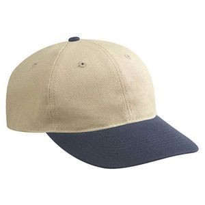 OTTO Bull Denim 6 Panel Low Profile Baseball Cap