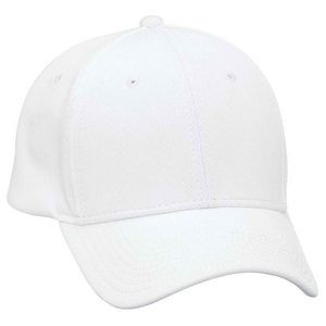 OTTO Cool Comfort Polyester Cool Mesh 6 Panel Low Profile Baseball Cap