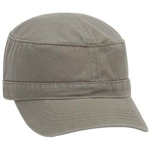 OTTO Garment Washed Superior Cotton Twill Military Hat