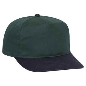 OTTO Cotton Blend Twill Low Crown Baseball Cap