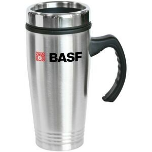Williams 16 Oz. Stainless Steel Travel Mug