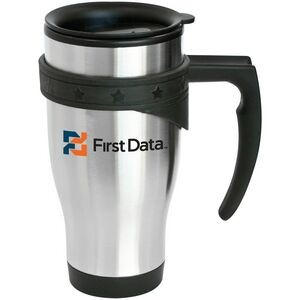 Brea 16 Oz. Stainless Steel Travel Mug