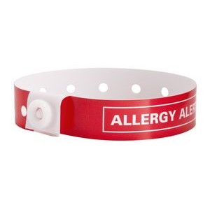 Poly Adult/Ped Wristband