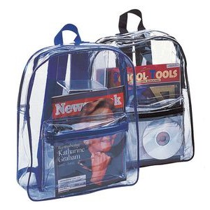 Clear Security Backpack