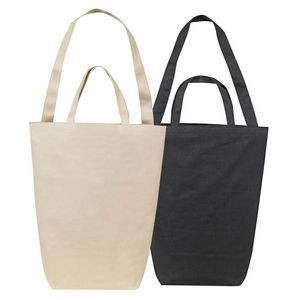 Dual-Handle Shopping Bag