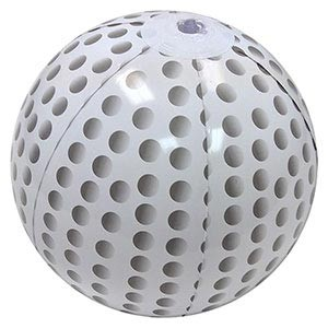 "14"" Inflatable Golf Ball Beach Ball"