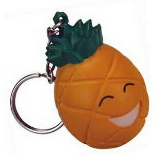 Pineapple Stress Reliever Keychain