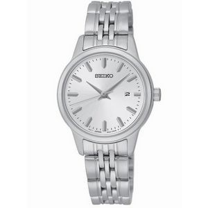 Seiko Women's PRIME Stainless Steel Watch