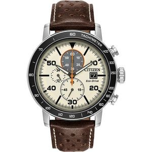 Citizen Men Eco-Drive Men's Strap Watch