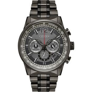 Citizen Men Eco-Drive Nighthawk Watch