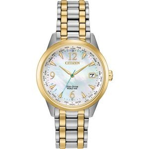 Citizen Women's World Time Eco-Drive Watch